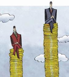 Comparación de un sueldo valorado según la Ley del IRPF y del mismo sueldo valorado de acuerdo con la Ley del Impuesto sobre Sociedades