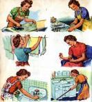 Empleados del hogar: en busca de nuevos cotizantes.