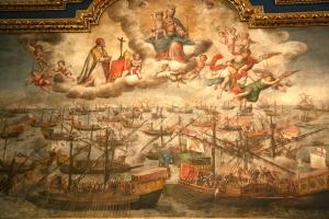 Batalla de Lepanto año 1571 O todos moros o todos cristianos